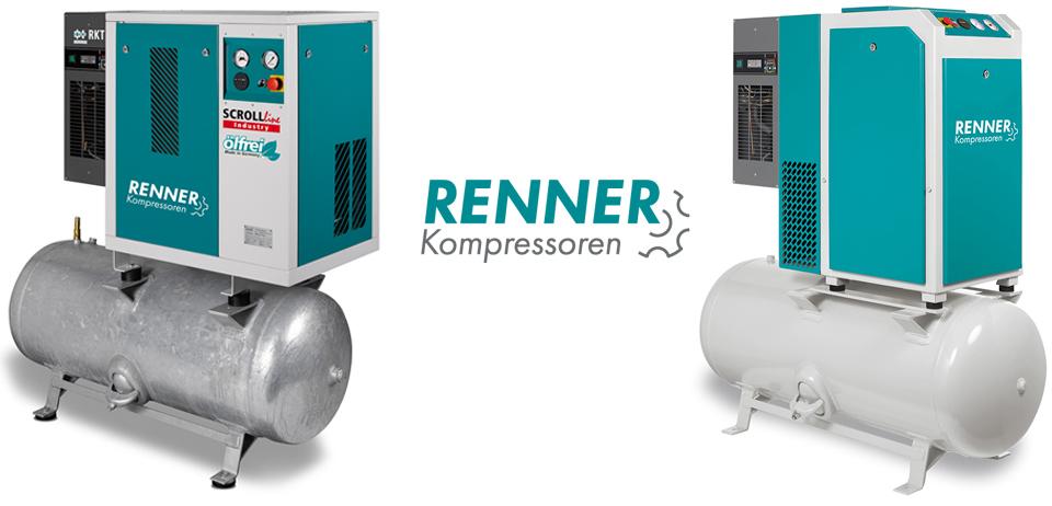 Renner-Kompressoren-Header